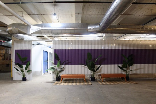 Interior of Neighbor's commercial conversion in San Francisco