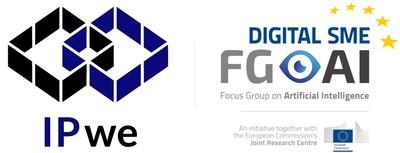 IPwe European Digital SME Alliance Logo (PRNewsfoto/IPWE)