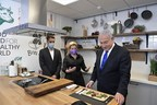 Israel's Prime Minister Tastes Aleph Farms Cultivated Steak...