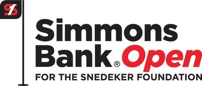 Simmons Bank Open golf tournament logo