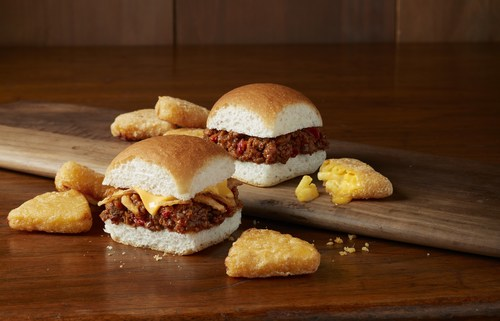 White Castle® is bringing back comfort food, just in time for the chilly winter ahead. This week, the fast food restaurant chain added two past favorites – the Sloppy Joe Slider and Mac & Cheese Nibblers – as well as a brand new item, the Smoky Joe Slider, to its menu through Feb. 14, 2021. So if you're craving comfort food, White Castle has you covered! More at www.whitecastle.com.