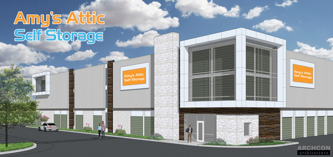 Amy's Attic Self Storage is opening a new self storage facility in Waco, TX in early 2021.