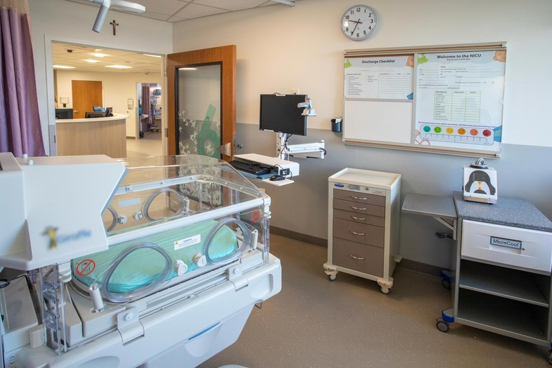 CHI Franciscan's St. Joseph Medical Center – Level III Neonatal Intensive Care Unit