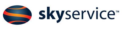 Logo de Skyservice Business Aviation (Groupe CNW/Skyservice Business Aviation Inc. - Mississauga, ON)