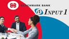 Benchmark Bank chooses Input 1 as its technology provider to launch a new division, Benchmark Premium Finance