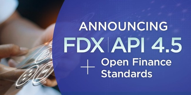 FDX Announces Version 4.5 of FDX API