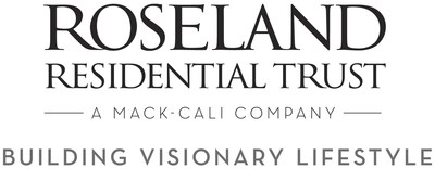 Roseland Residential Trust, a subsidiary of Mack-Cali Realty Corporation