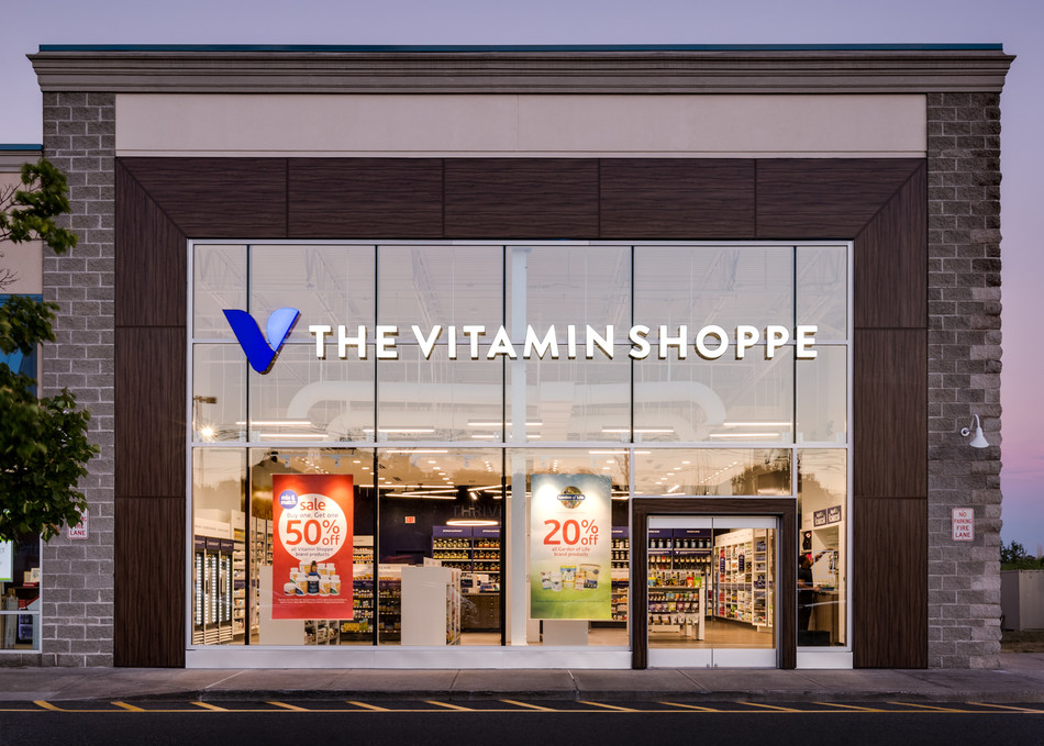 The Martha Stewart CBD collection is now available at the Vitamin Shoppe and Super Supplements (CNW Group/Canopy Growth Corporation)