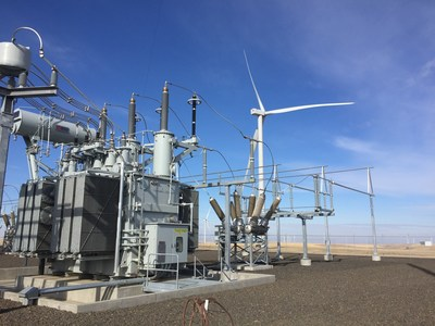 Wheatridge Renewable Energy Facility: A joint project of Portland General Electric Company and a subsidiary of NextEra Energy Resources, LLC in Morrow County, Oregon