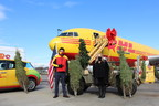 DHL Operation Holiday Cheer Delivers Joy to U.S. Troops Overseas