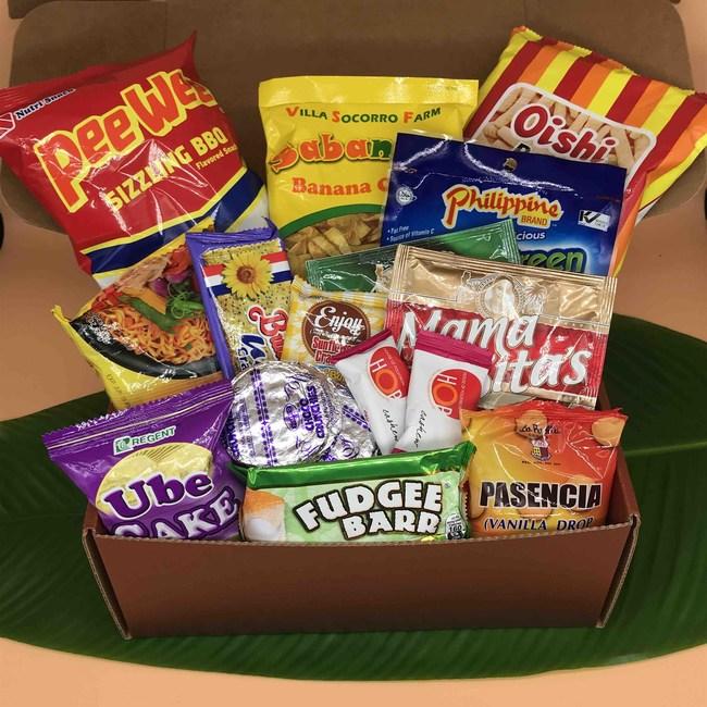 Surprise Box - Handaan (Snack + Savory Items)
