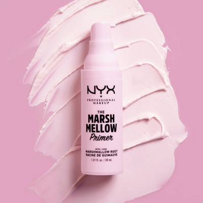 NYX Professional Makeup The Marsh Mellow Smoothing Primer | NYXCosmetics.com | #NYXCosmetics21Drop
