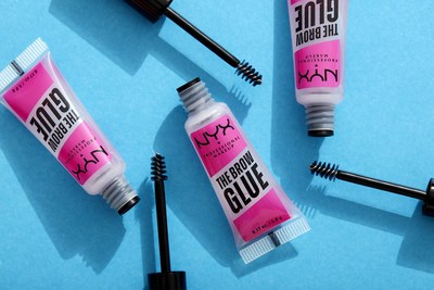 NYX Professional Makeup The Brow Glue Instant Brow Styler | NYXCosmetics.com | #NYXCosmetics21Drop