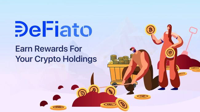 DeFiato - Earn rewards for your crypto holdings