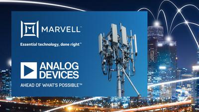 Leading-edge 5G massive MIMO RU technology