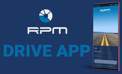 The RPM Drive App