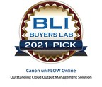 Canon U.S.A., Inc. Receives Two BLI 2021 Awards in the Document Imaging Software Category