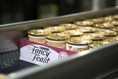 Through Purina's $550 million expansion in Hartwell, Georgia, the pet care company will continue delivering the science-based nutrition that pet lovers have come to trust for more than 90 years, including brands like Fancy Feast.
