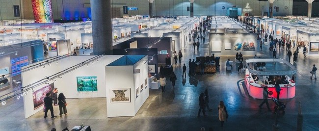 LA Art Show Returns in 2021 with New Dates and a Steadfast Commitment to the Vibrant Arts & Culture Economy the Show Helped Build 26 Years Ago