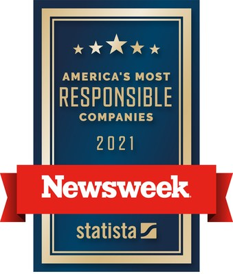 Graphic Packaging Named to Newsweek's 2021 List of America's Most Responsible Companies
