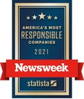 Graphic Packaging Holding Company Named to Newsweek's 2021 List of America's Most Responsible Companies