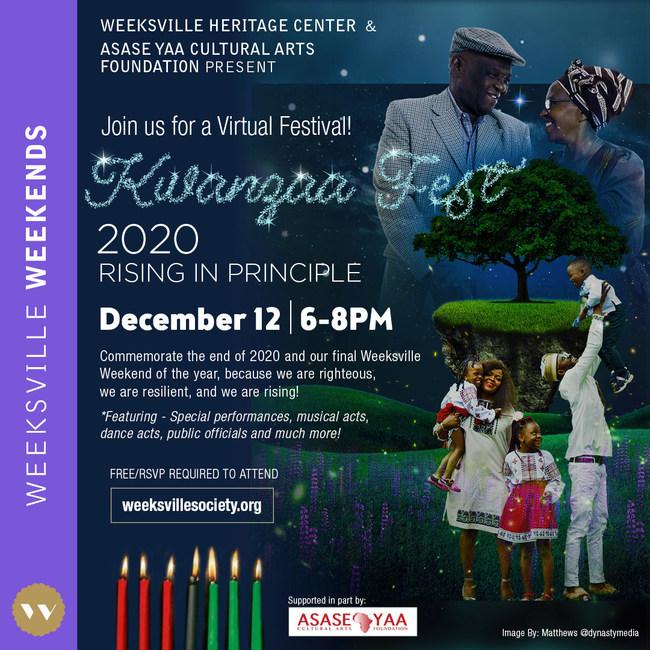 Kwanzaa Fest 2020: Rising in Principle!