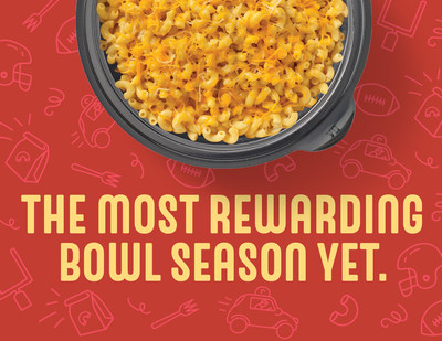 Noodles & Company to offer a free bowl with purchase just in time to make this the most rewarding bowl season yet!