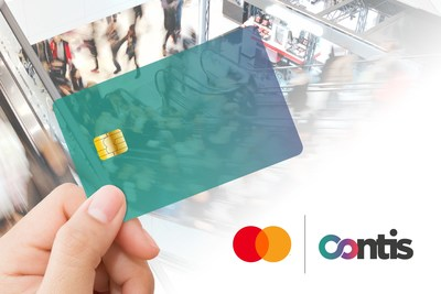 Contis partners with Mastercard as principal issuing member