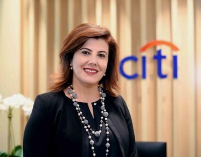 Elissar Farah Antonios, Head of the MENA Cluster, Citi