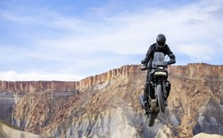 Harley-Davidson will be bringing the world back together on Feb. 22, 2021, to reveal the motorcycle's full details in a separate digital event with the spotlight on the new Pan America motorcycle.