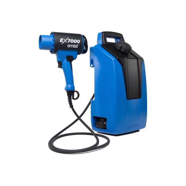 EMist EX-7000 TruElectrostatic Disinfectant Sprayer