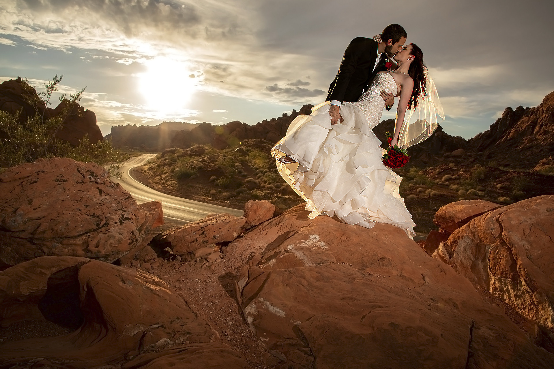 Las Vegas Wedding Photographer Sees An Unexpected Increase In Business Despite Covid 19