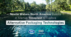 Nestlé Waters North America Invests in Startup Timeplast to Explore Alternative Packaging Technologies
