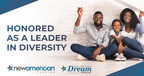 New American Funding Honored as a Leader in Diversity