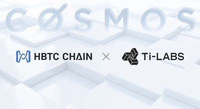 HBTC Chain and Ti-Labs Establish a Strategic partnership, Co-constructing Cosmos ecosystem