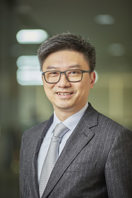 Henry Ma, Executive Vice President and Chief Information Officer of WeBank (PRNewsfoto/WeBank Co Ltd)