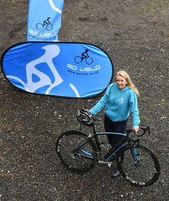Kirsti Grayson, Director of Go Velo, a Bikeability provider offering cycle training and bike maintenance to children and adults across Lancashire