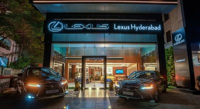 Lexus Hyderabad Exterior