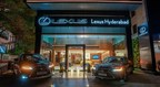 Lexus Unveils Its Guest Experience Centre In The City Of Pearls