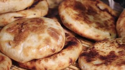 Pastel de carne de Weifang (Rou Huo Shao) (PRNewsfoto/The Publicity Department of Weifang Municipality)