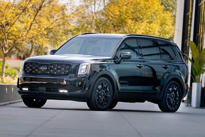 """La Telluride es nombrada """"Mejor SUV mediano de tres filas"""" por segundo año consecutivo en los Best Buy Awards 2021 de Kelley Blue Book"""