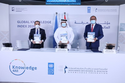 Amid the Global Crisis, UNDP and Mohammed bin Rashid Al Maktoum Knowledge Foundation (MBRF) Launch Global Knowledge Index 2020