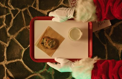 On Dec. 24, McDonald's closes out the in-app daily deals with Santa Claus' favorite treat: a FREE 2-pack or 3-pack of soft-baked Chocolate Chip Cookies. No minimum purchase required.