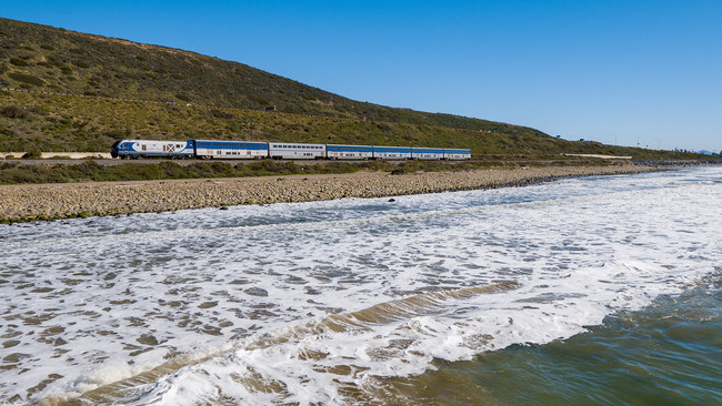 Amtrak Pacific Surfliner Implements Temporary Adjustments for Those Who Need to Travel for the Holidays