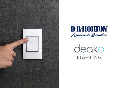 (PRNewsfoto/Deako Lighting)