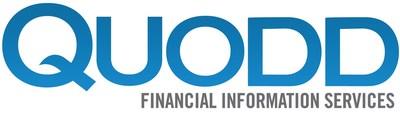 QUODD Logo (PRNewsfoto/Financeware)
