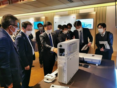 """Themed on """"Leading energy digitalization, building a green intelligent world"""", Huawei conducts a digital energy roadshow in Japan"""