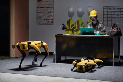 Hyundai Motor Group to Acquire Controlling Interest in Boston Dynamics from SoftBank Group, Boston Dynamics' Spot®