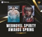 Webnovel Spirity Awards Spring 2020 Winners Unveiled Celebrating Rising Web Novel Talents