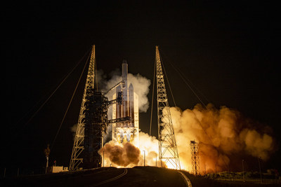 (Cape Canaveral Space Force Station, Fla., Dec. 11, 2020) A ULA Delta IV Heavy rocket carrying the NROL-44 mission for the National Reconnaissance Office lifts off from Space Launch Complex-37 at 8:09 p.m. ET on Dec. 10. Photo by United Launch Alliance